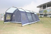 SAXUR Dover 6-12 Person/Man Family Tent 5000mm